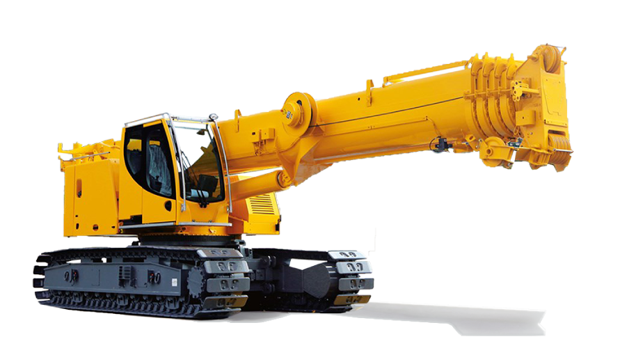 Grue TEREX 350 Tonne